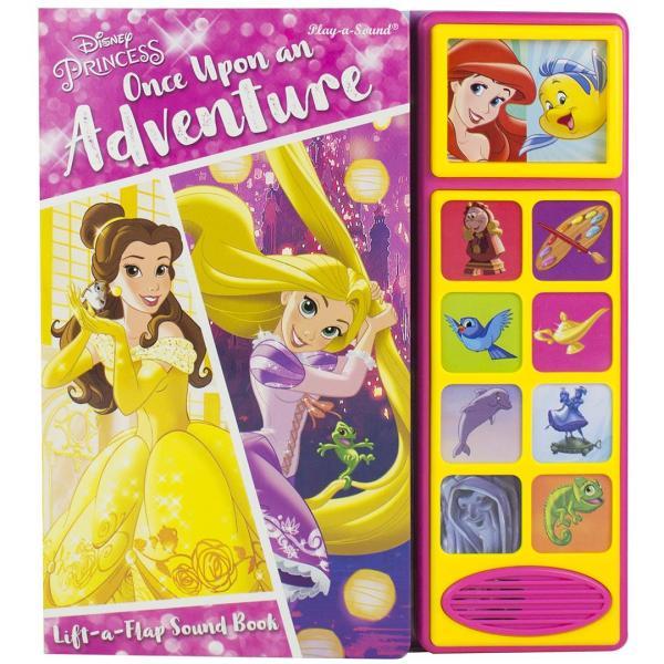 Disney Princess 9 Button Sound Book