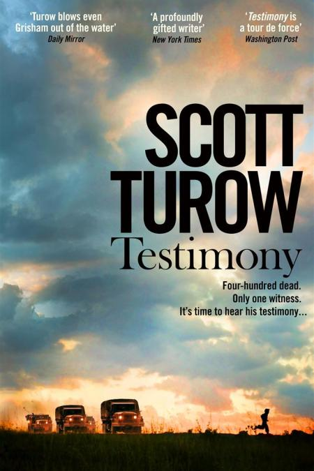 Testimony - Book 10 Kindle County Series