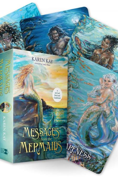 Messages from the Mermaids : A 44-Card Deck and Guidebook