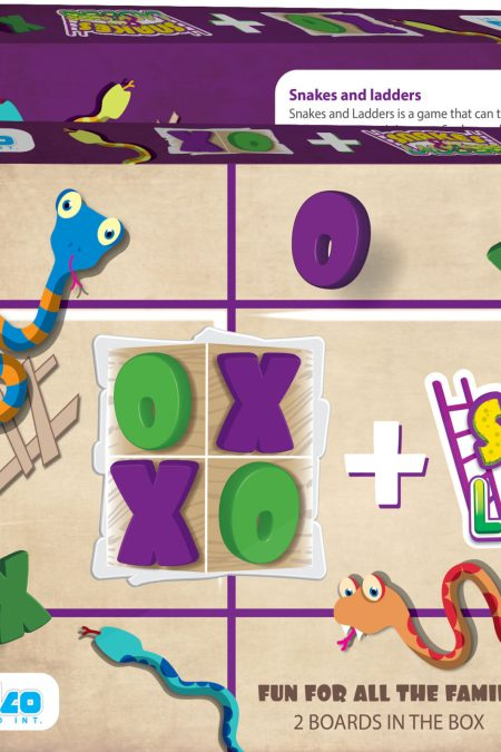Snakes And Ladders XO