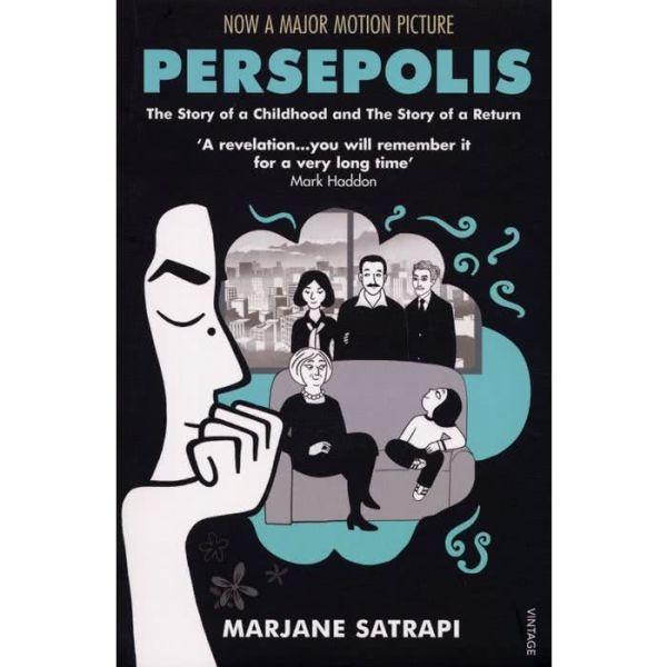 Persepolis I and II