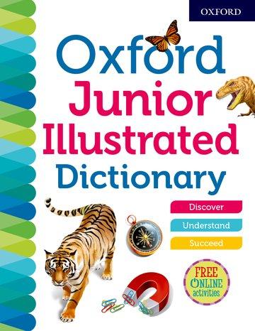 Oxford Junior Illustrated Dict