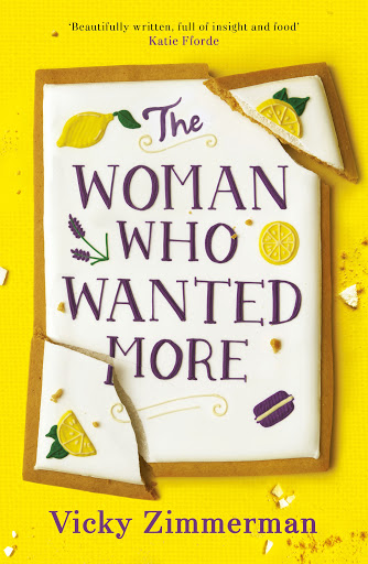 Woman Who Wanted More