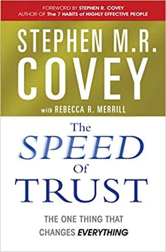 Speed of Trust