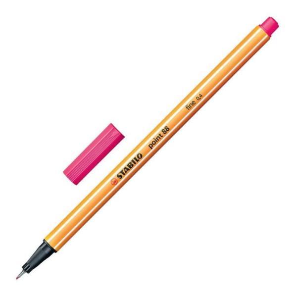 Stabilo Point 88 Pink pen 88/5