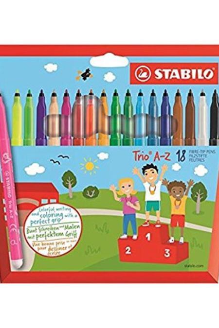 Stabilo 18 Flomaster Color