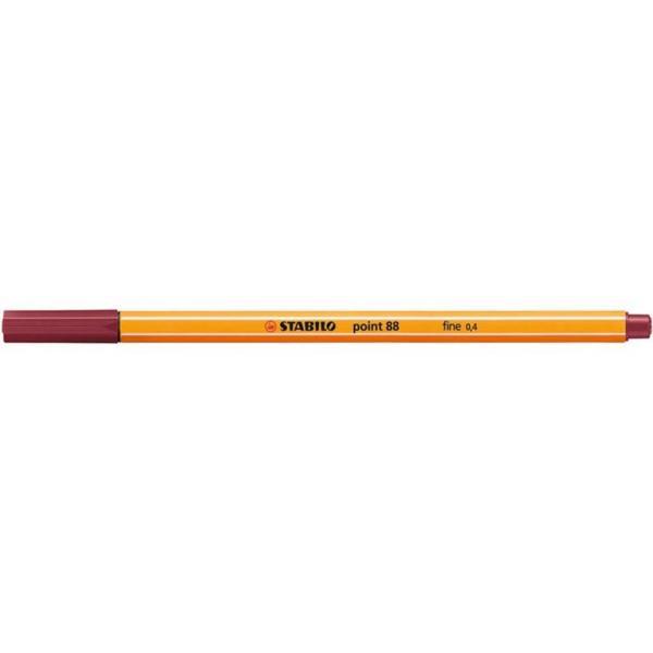 Stabilo Point 88 Purple pen 88