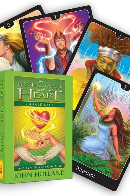 Psychic Tarot for the Heart O