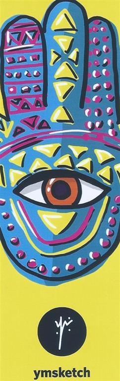 Eye Bookmark