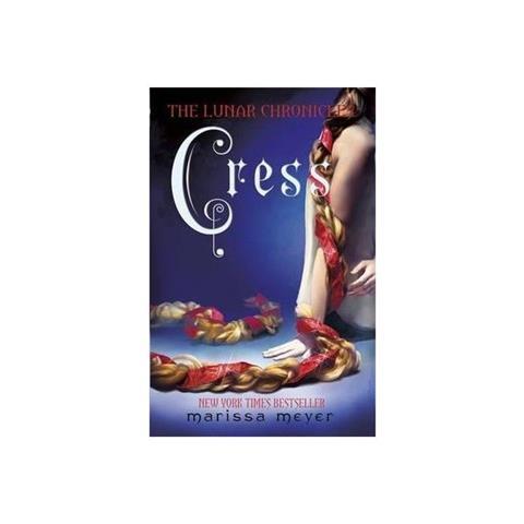 Lunar Chronicles 3 Cress