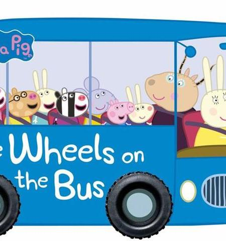 Peppa Pig The Wheels on the Bu