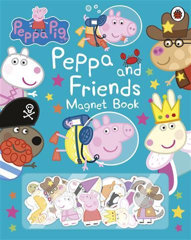 Peppa Pig Peppa and Friends Ma