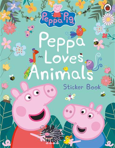 Peppa Pig Peppa Loves Animals