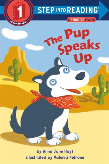 Pup Speaks Up