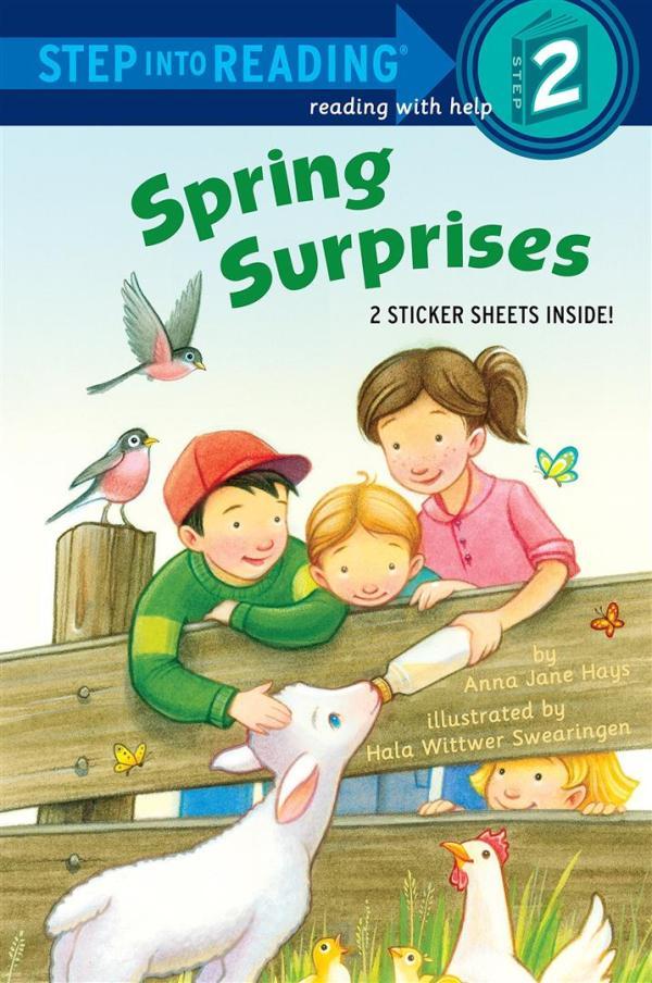 Spring Surprises