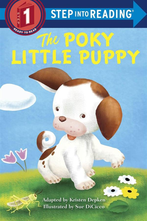 Poky Little Puppy Step Into Re
