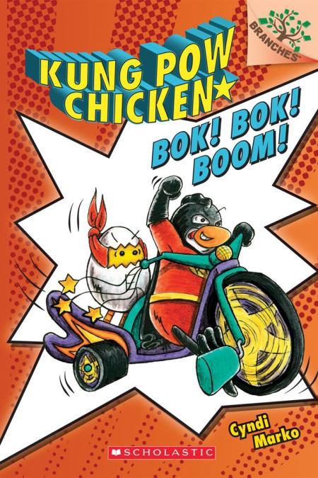 Bok Bok Boom A Branches Book