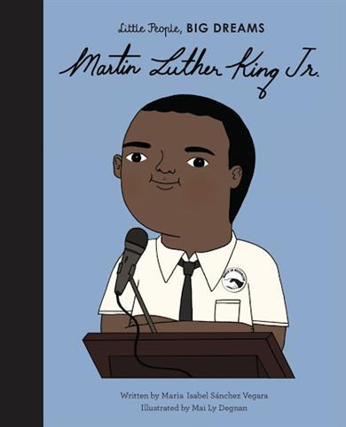 Martin Luther King Jr 33 Litt