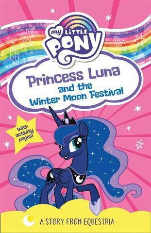 My Little Pony Princess Luna a