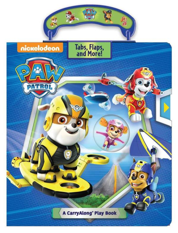 Nickelodeon Paw Patrol: A Carr