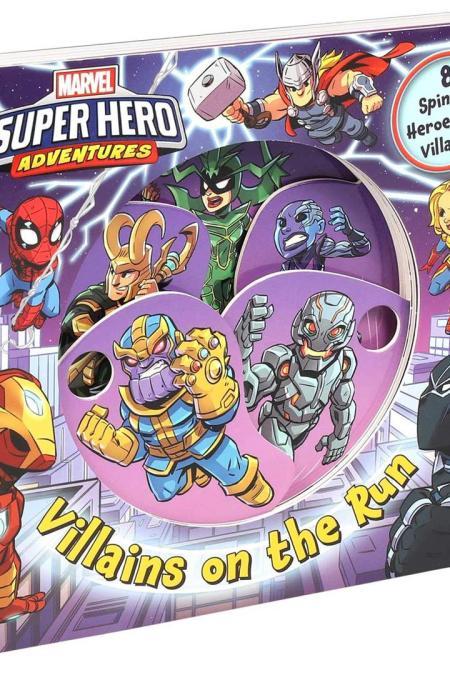 Marvel Super Hero Adventures: