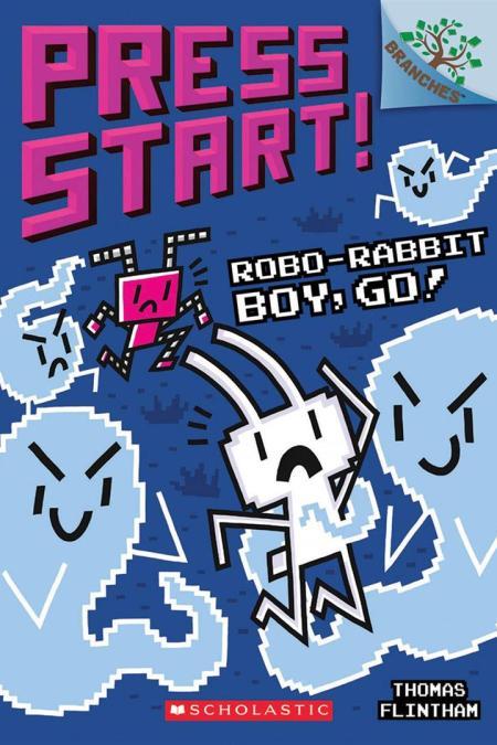 Robo-Rabbit Boy, Go