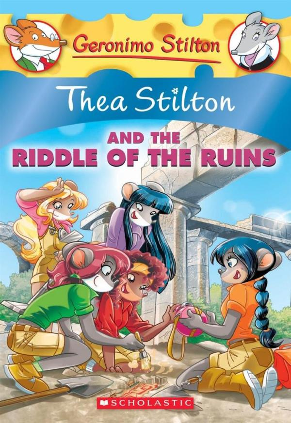 Thea Stilton and the Riddle of