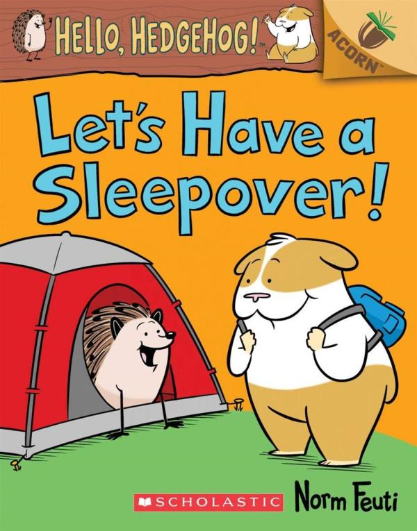 Let's Have a Sleepover