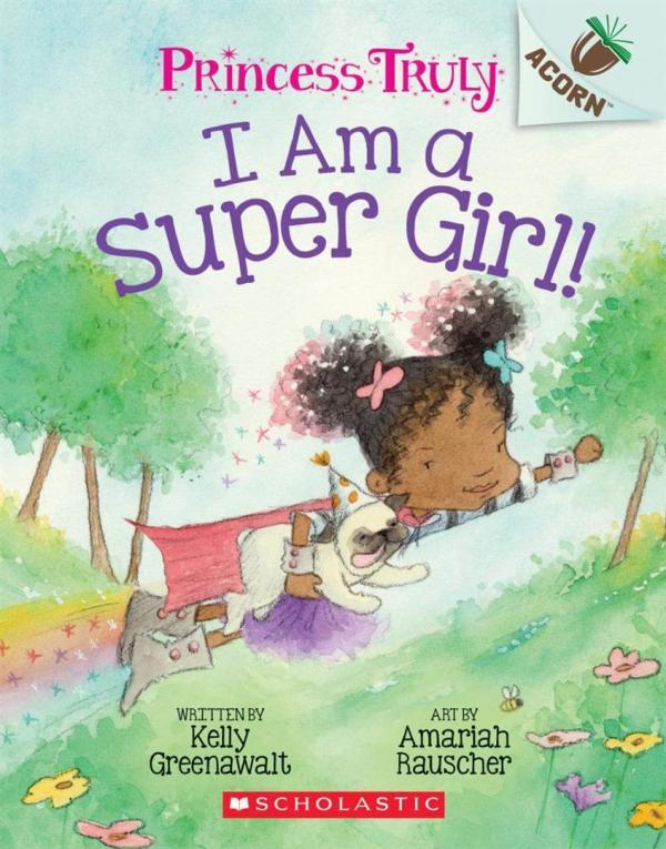 I Am a Super Girl