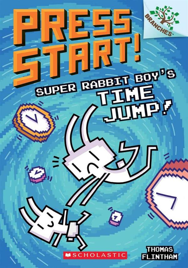 Super Rabbit Boy's Time Jump