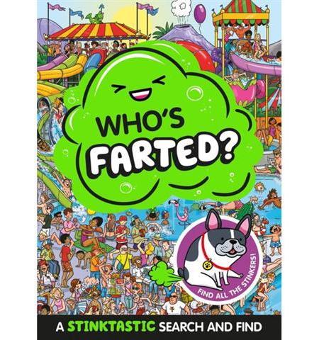 Who's Farted A Stinktastic Sea
