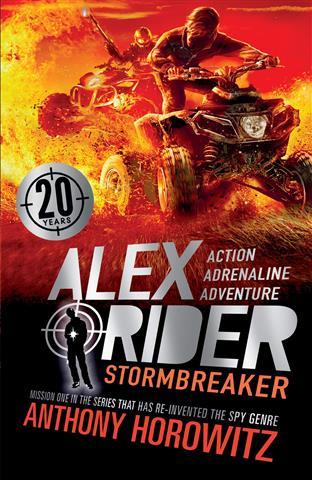 Stormbreaker Alex Rider Book 1