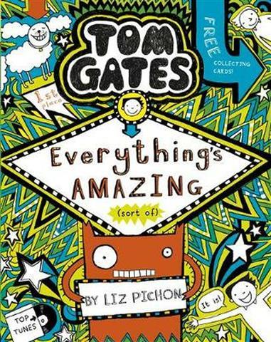 Tom Gates 3 Everything's Amazi