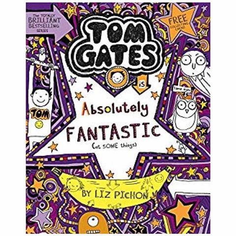 Tom Gates 5 Tom Gates is Absol