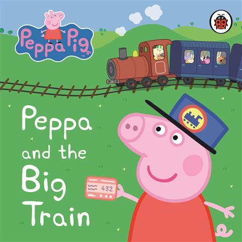 Peppa Pig: Peppa and the Big T