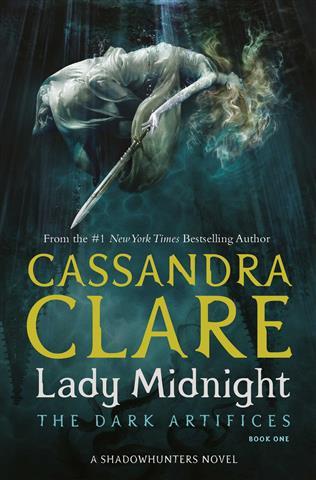 Lady Midnight The Dark Artific