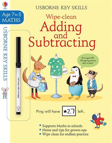 Key Skills Practice Book Subtr