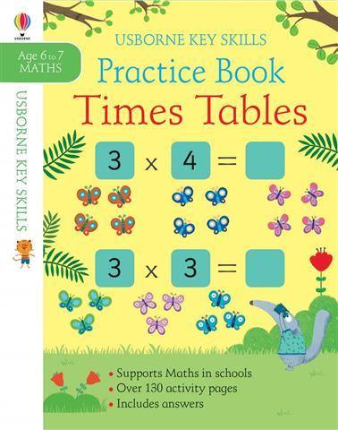 Key Skills Practice Book Times