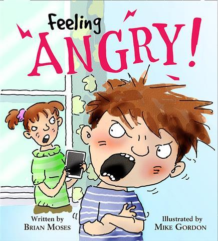 Feeling Angry Feelings and Emo