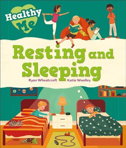 Resting & Sleeping Healthy Me
