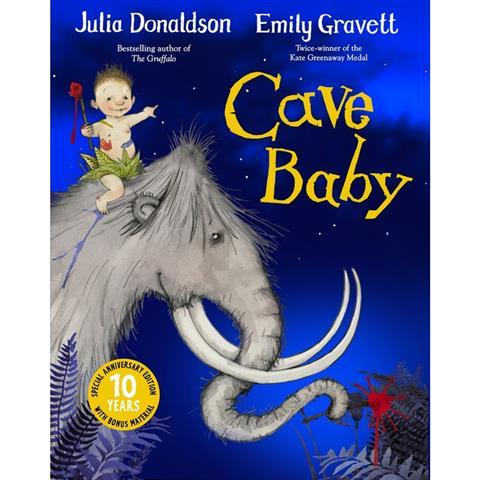 Cave Baby 10th Anniversary Edi