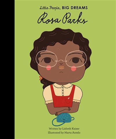 Rosa Parks 7 Little People, Bi