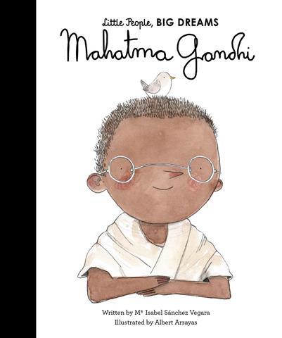 Mahatma Gandhi 25 Little Peopl