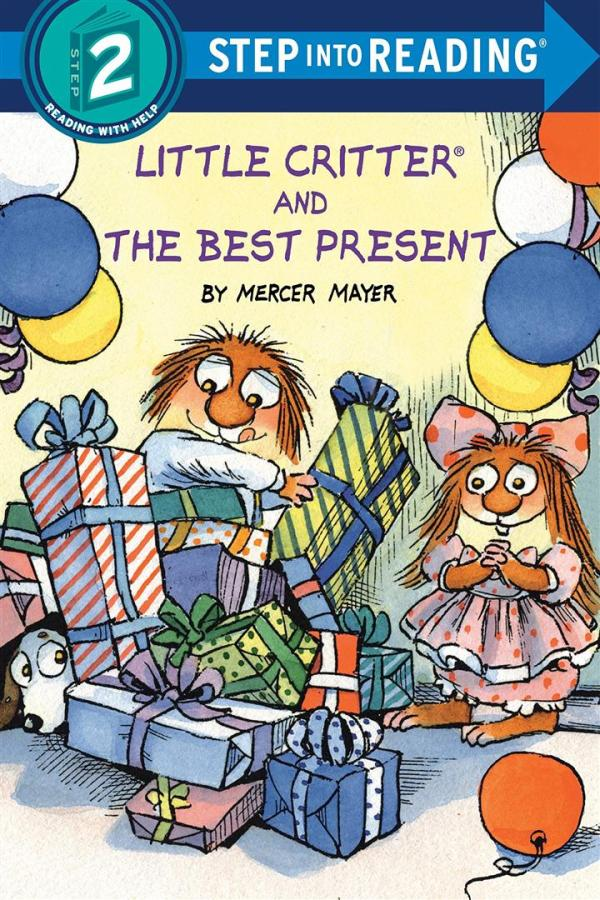 Little Critter and the Best Pr