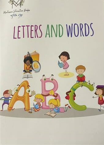 letters and Words - KG Montess