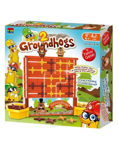 2 Groundhogs