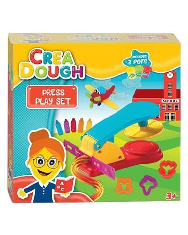 Crea Dough Press Play Set 211-17