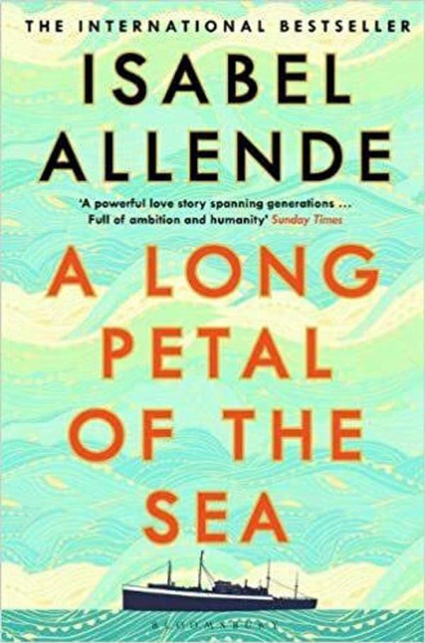 Long Petal of the Sea
