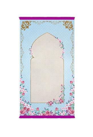 Praying Carpet Vintage Floral