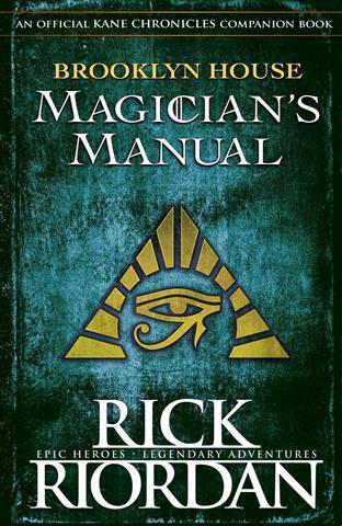 Brooklyn House Magician's Manu